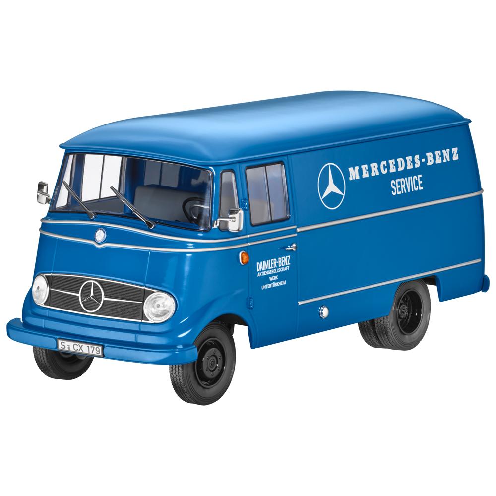L319 Furgón (1956-1967) «Mercedes-Benz Service»